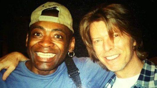Dennis Davis And David Bowie
