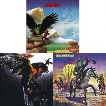 Welsh Rockers Budgie Soar On Vinyl Reissues