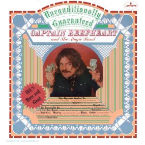 Captain Beefheart Unconditionally Guaranteed Album Cover Web Optimised 820 with border [02]