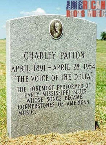 Charley Patton – The First Rock and Roller?