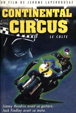Continental Circus DVD Cover
