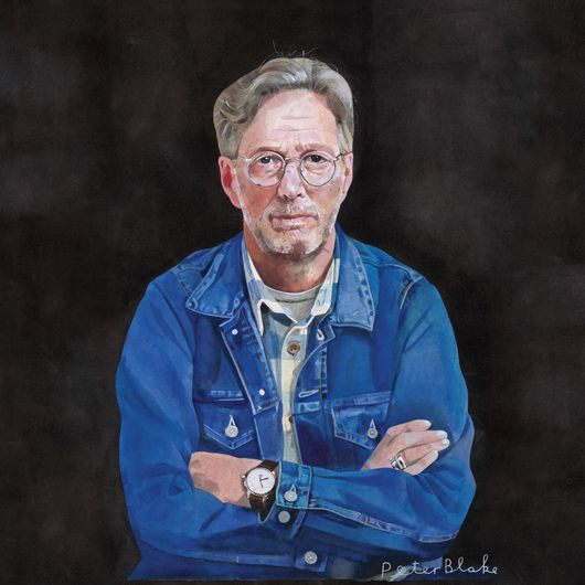 Eric Clapton I Still Do Album Cover