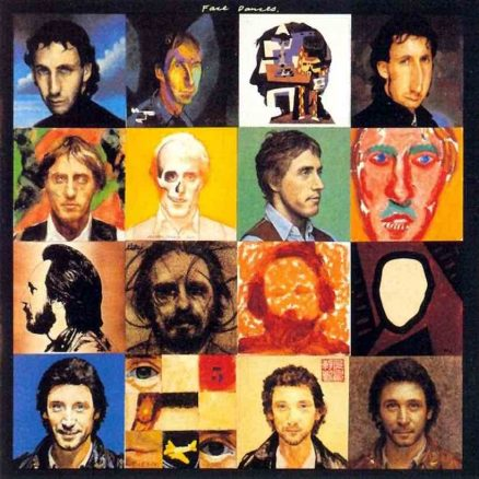 Face Dances The Who
