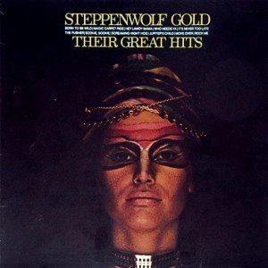 Gold Steppenwolf