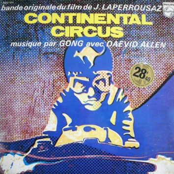 Gong Continental Circus Album Cover web 820 optimised