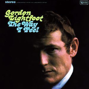 Gordon Lightfoot The Way I Feel Album Cover