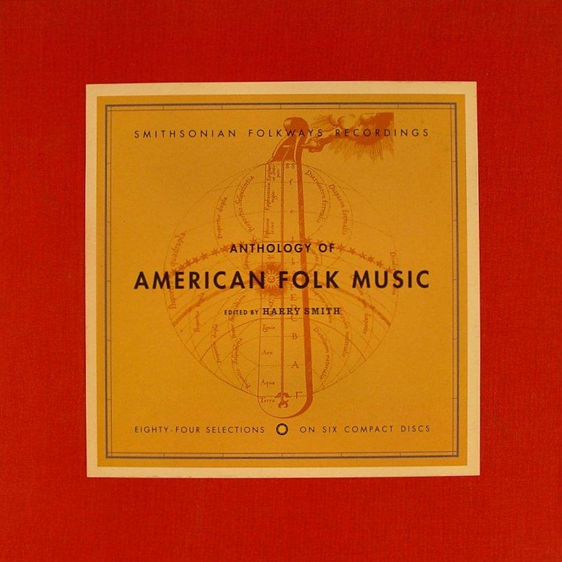 Harry Smith - Anthology of American Folk Music
