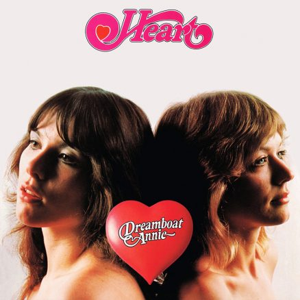 Heart Dreamboat Annie album cover web optimised 820