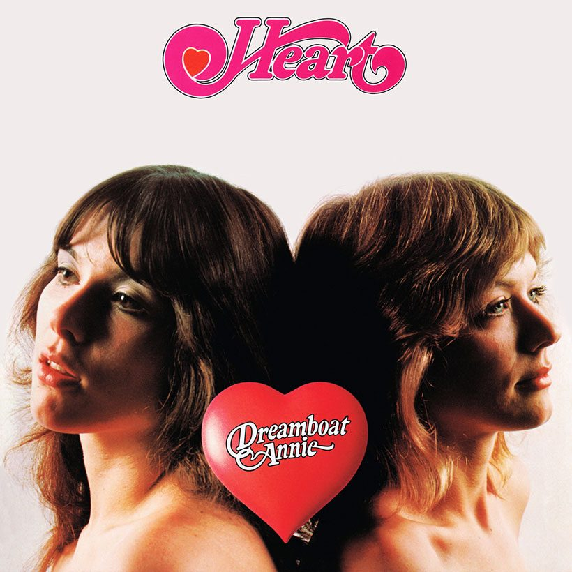 Heart Dreamboat Annie album cover web optimised 820
