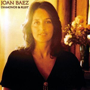 Joan Baez Diamonds And Rust Album Cover