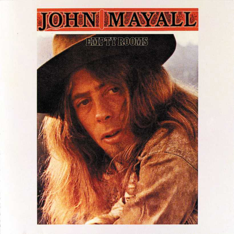 'Empty Rooms': When John Mayall Got A Case Of Folk-Blues