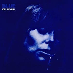 Joni Mitchell Blue Album Cover
