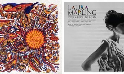 Laura Marling Alas I Cannot Swim I Speak Speak I Can Album Covers