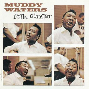 Muddy Waters The Folk Singer