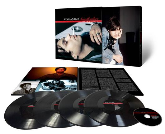 Ryan Adams Heartbreaker Deluxe Edition Vinyl Box Set
