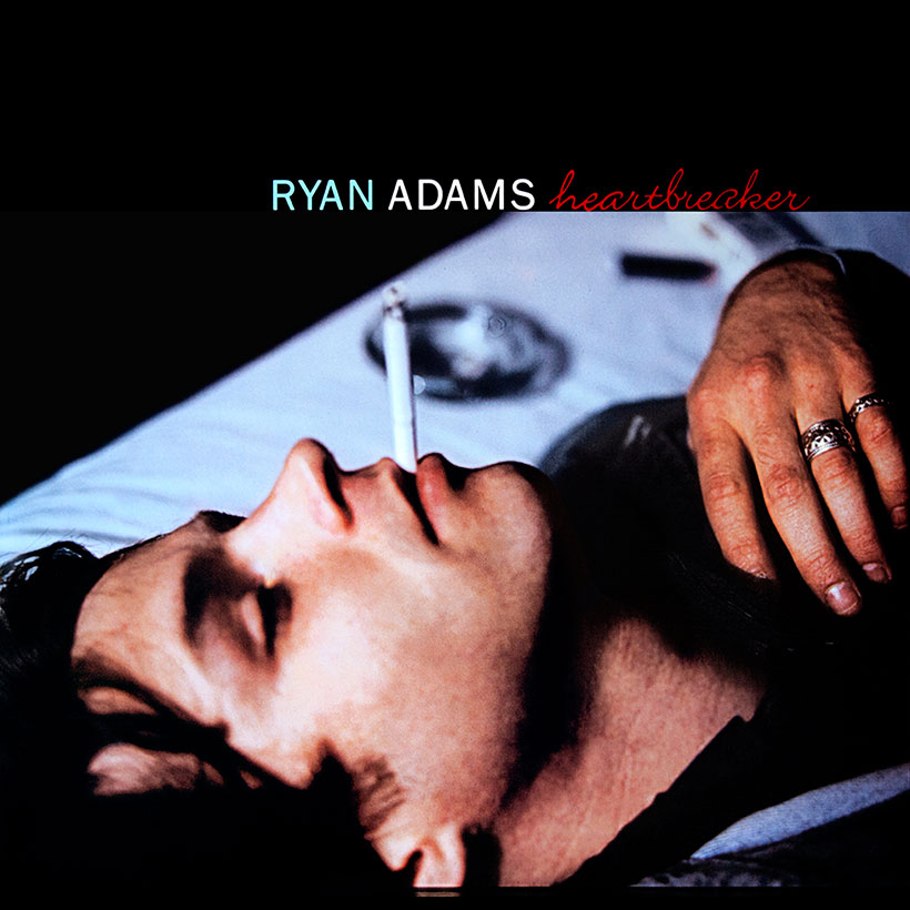 Ryan Adams Heartbreaker album cover web optimised 820