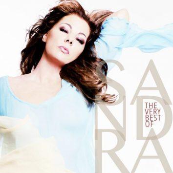 Sandra The Very Best Of Album Cover