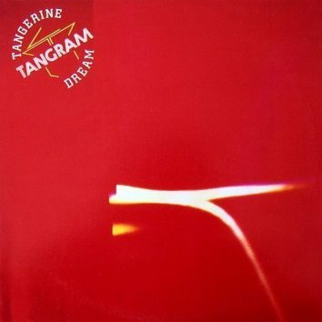 Tangerine Dream Tangram Front Cover