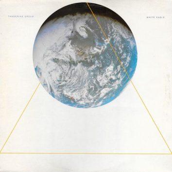 Tangerine Dream White Eagle Album Cover