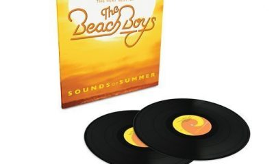 The Beach Boys Sounds Of Summer 2LP 3D Packshot