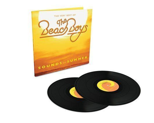 The Beach Boys Sounds Of Summer 2LP 3D Packshot