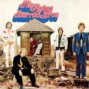 The Flying Burrito Brothers The Gilded Palace Of Sin Album Cover