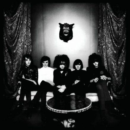 The Horrors Strange House Album Cover