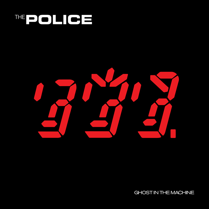 reDiscover The Police's 'Ghost In The Machine'