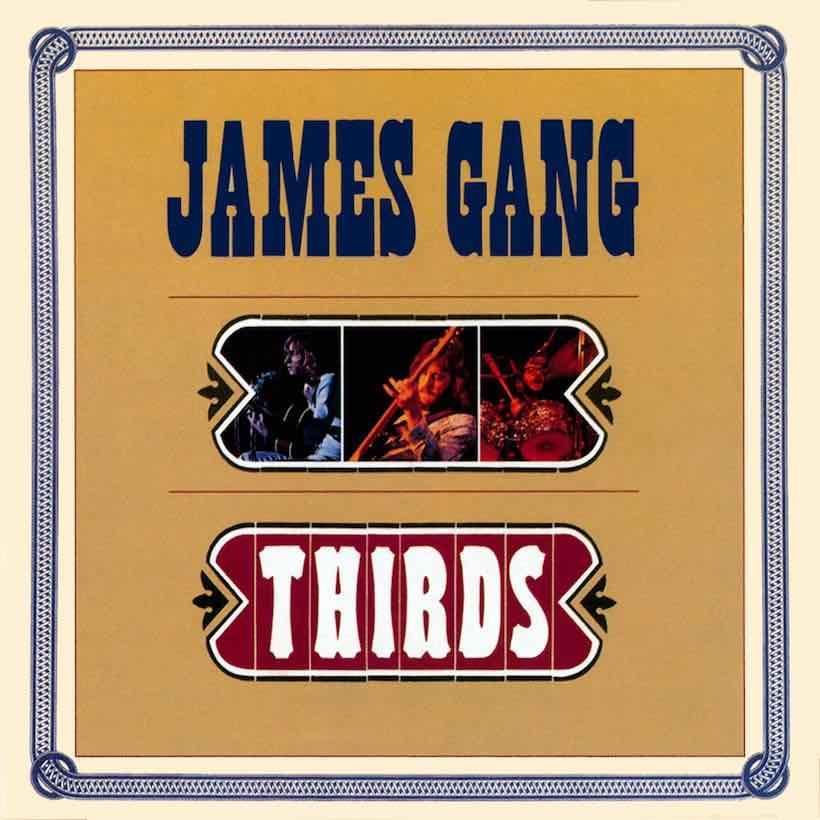 Thirds James Gang