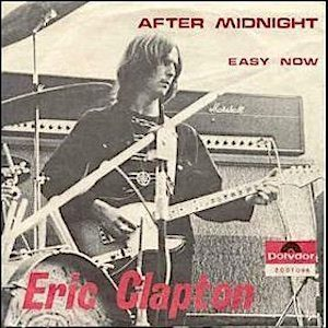Eric Clapton After Midnight single