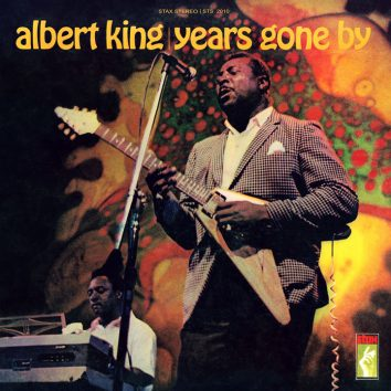 Albert King Years Gone By Album Cover
