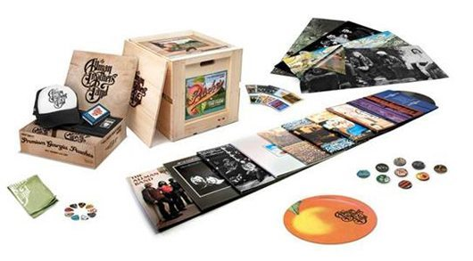 Allman Brothers Peach Crate Box Set - 530 - lo res