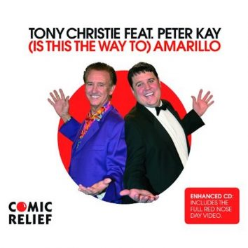 Amarillo Tony Christie Peter Kay