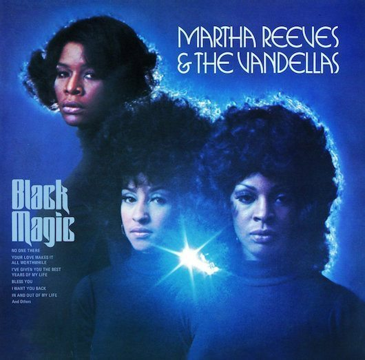Martha Reeves Sings Marvin Gaye As The Vandellas Bow Out