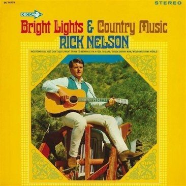 Rick Nelson Comes Over To Country