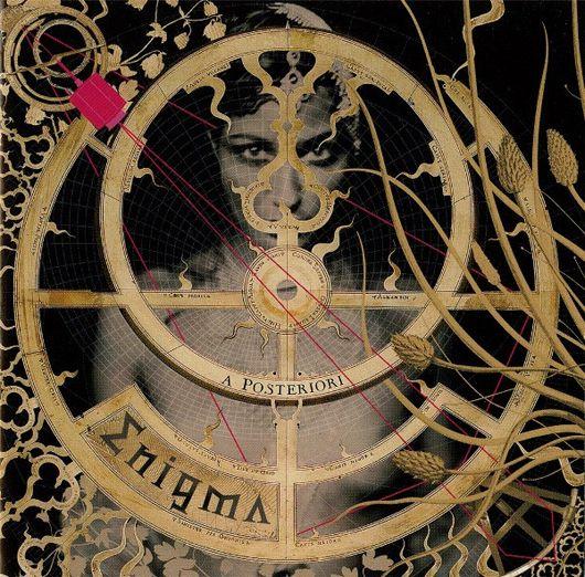 Enigma A Posteriori Album Cover