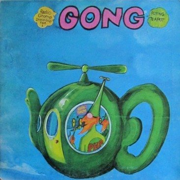 reDiscover Gong's 'Flying Teapot'