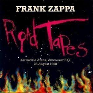 Frank Zappa Road Tales Venue 1 Album Cover - 300