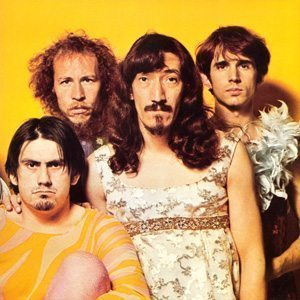 Frank Zappa We're Only In It For The Money Album Cover - 300