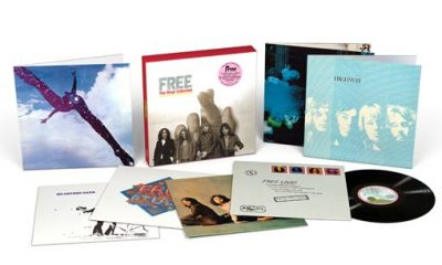 Free The Vinyl Collection 3D Packshot