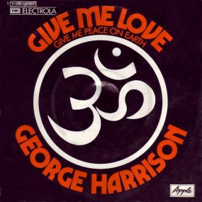 George Harrison Give Me Love