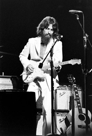George Harrison In 20 Solos