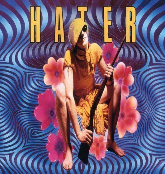 Hater - 1993 Album Cover - 530