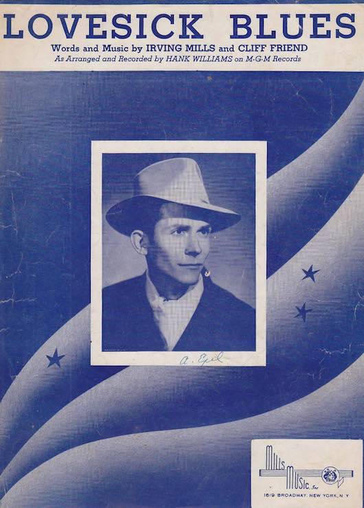 First Of Eleven For Hank Williams - uDiscover