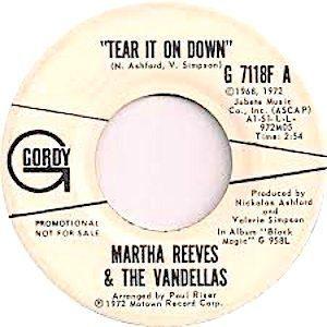 Martha Tear