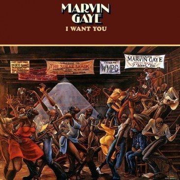 reDiscover Marvin Gaye's 'I Want You'