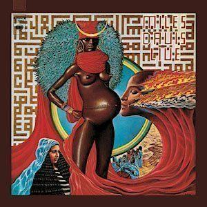 Miles Davis Live-Evil Album Cover - 300