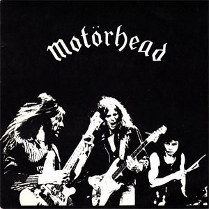 Motorhead 45 single sleeve