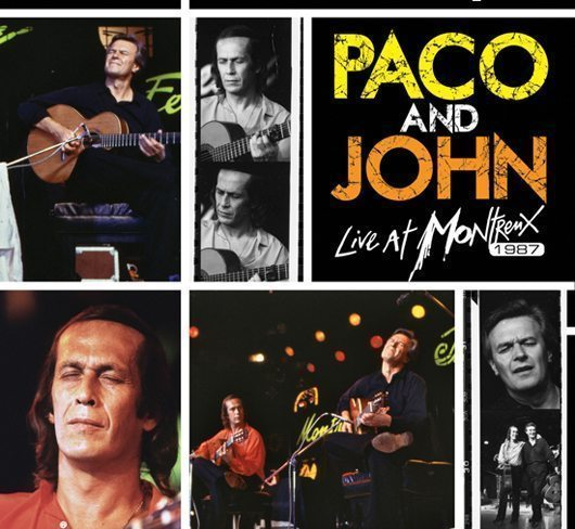 Paco & John Montreux 1987 DVD+CD cover
