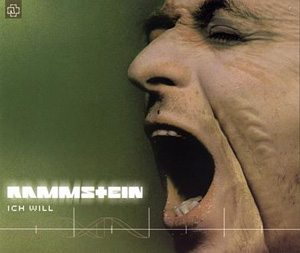 Rammstein Ich Will Single Cover